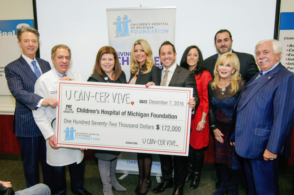 U Can-Cer Vive Check Presentation